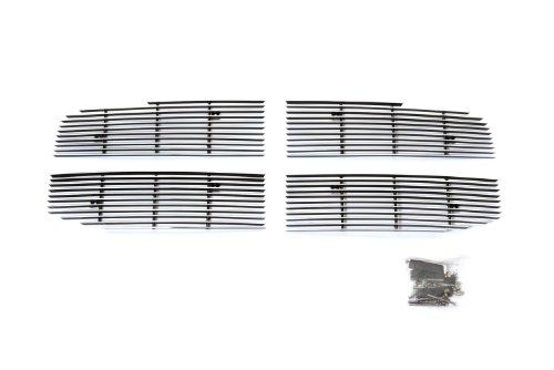 Putco 71156 Shadow Aluminum Billet Grille
