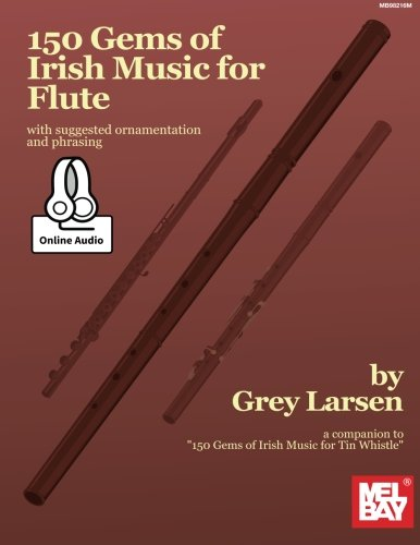 150 Gems of Irish Music for Flute