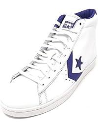 065a02cb7fdd Men s PL  76 MID Skateboarding Shoes White Candy Grape White 156692C