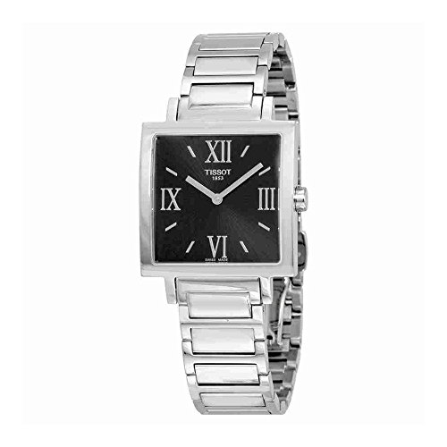 Tissot Women's T034.309.11.053.00 T Trend Happy Chic Stainless Steel Women's Watch