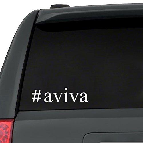 teeburon-aviva-hashtag-pack-of-3-vinyl-decal