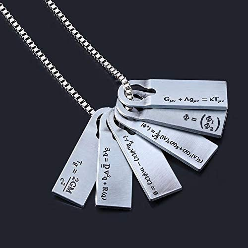 LILLIWEEN Game Cosplay Necklace Pendant Chain Silver Necklace Charm Choker Accessory Halloween Xmas Cosplay