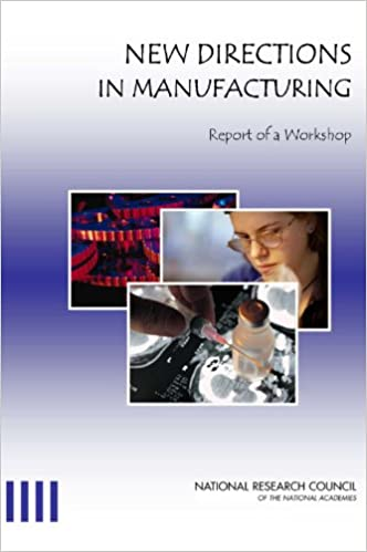 New Directions in Manufacturing: Report of a Workshop