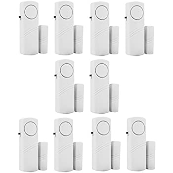 Amazon Com Wireless Home Security Alarm System Diy Kit
