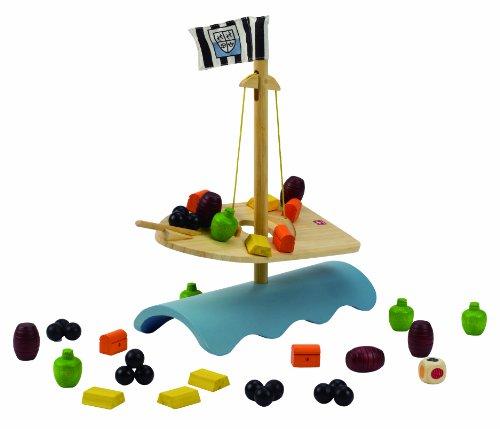 - Hape Stormy Seas Kid's Balancing Game
