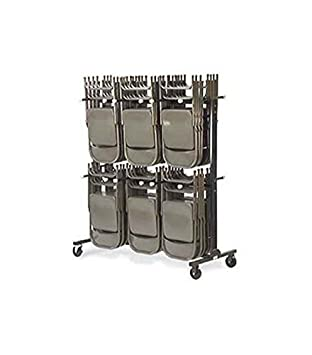 Awesome Amazon Com Two Tier Folding Truck Storage Cart Chair Dolly Machost Co Dining Chair Design Ideas Machostcouk