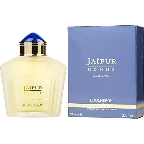 Boucherðn Jáipur Colognë For Men 3.4 oz Eau De Parfum Spray