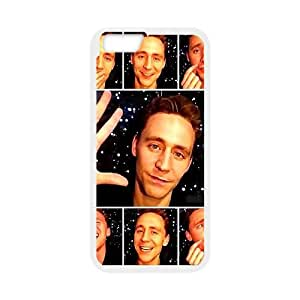 """QSWHXN Cover Custom New Pattern Printing Tom Hiddleston Phone Case For iPhone 6 (4.7"""") [Pattern-2]"""