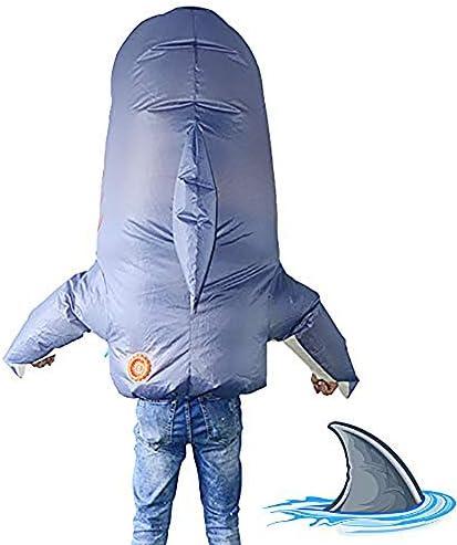 Party FunClothing Costume Gonfiabile per Adulti in Spiaggia Perfetto per acquari