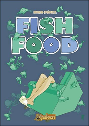 Amazon.com: Fishfood (Spanish Edition) (9788492534555): Kiko Perez: Books