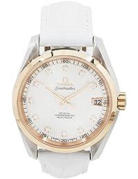 Seamaster Aqua Terra automatic-self-wind womens Watch 231.23.39.21.52.001 (Certified Pre-owned)
