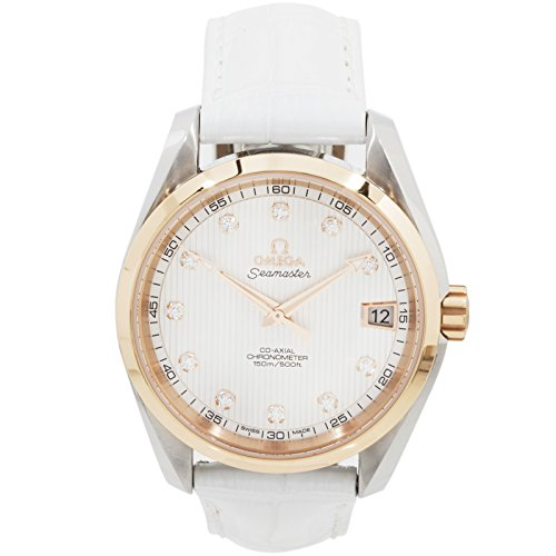 Omega Seamaster Aqua Terra automatic-self-wind womens Watch 231.23.39.21.52.001 (Certified Pre-owned) by Omega