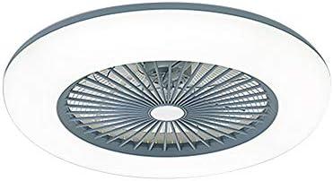 Ventilador de Techo con iluminación Luz, Lampara LED Techo ...