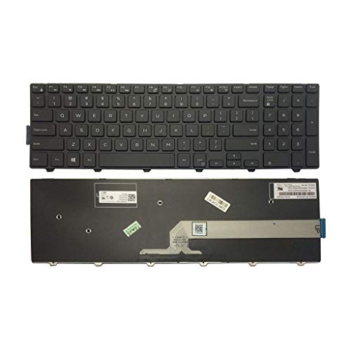 Generic Laptop Keyboard Compatible for DELL INSPIRON 15 3541, 3542, 3543