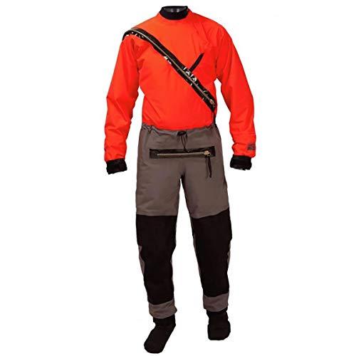 Kokatat Gore-Tex Front Entry Drysuit - Men's Red, XL