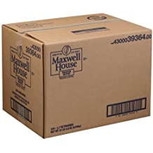 Maxwell House Café Roast Coffee, 1.7 oz. pack, Pack of 144