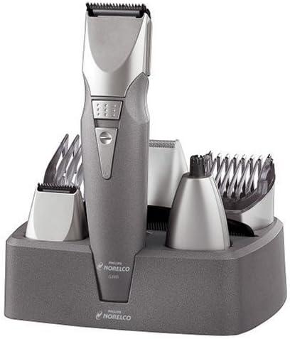 Philips Norelco G380/60 cortadora de pelo y maquinilla Gris ...