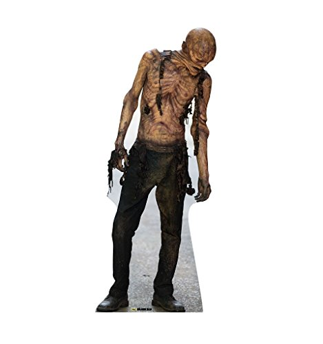 [Walker 3 - AMC's The Walking Dead - Advanced Graphics Life Size Cardboard Standup] (Scary Decorations)