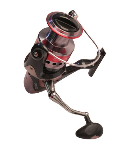 Eagle Claw GUN-60 Gunnison Spinning Reel, Size 60, 4.3: 1 Gear Ratio, 7+1 Bearings