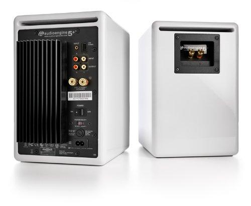 Audioengine A5+ Premium Powered Speaker Pair (White) by Audioengine (Image #1)