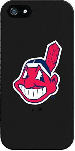 Coveroo New Guardian Cell Phone Case for iPhone 5S/5 - Cleveland Indians Mascot (Iphone 5s Cleveland Indians Case)