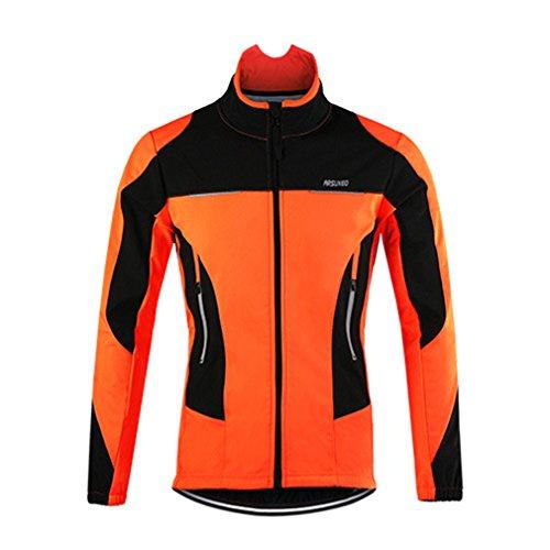 ミルク契約無Topway通気性フリース裏地サイクリングジャケット自転車アウタースポーツコート