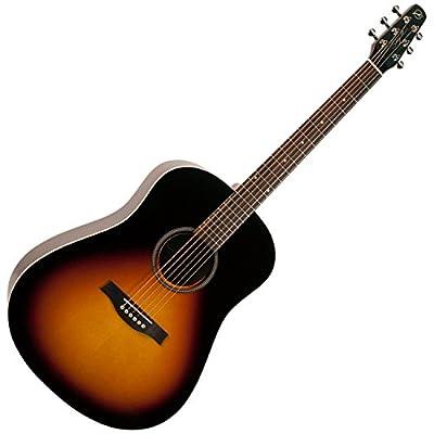 Seagull 039296 S6 Spruce Sunburst GT Acoustic Guitar