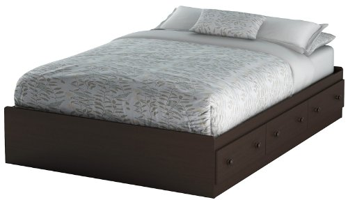 South Shore Collection 54 Inch Chocolate
