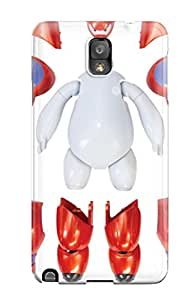 3526891K15046311 Forever Collectibles Big Hero 6 Hard Snap-on Galaxy Note 3 Case