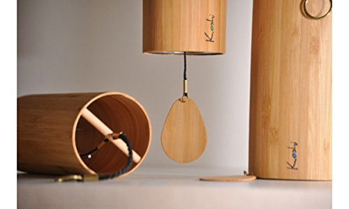 Koshi TERRA + AQUA Wind Chimes Set 2 Pcs (bell, chime, handbell) Shamanicshop