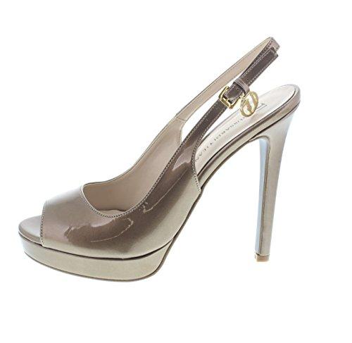 Zapatos Vestir bronce de Jeans para Trussardi Mujer Trussardi wqPO8E