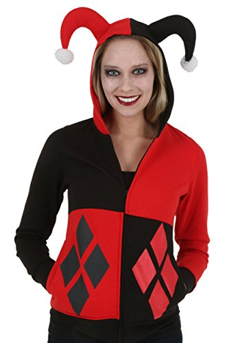 DC Co (Harley Quinn Jester Costumes)