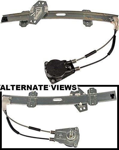 - APDTY 851200 Window Regulator Manual; Non=Powered; Hand Crank Type Fits Front Right Passenger-Side 1996-2000 Honda Civic 4-Door Sedan (Replaces Honda 72210-S04-013)