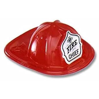 Mini Fire Chief Hat