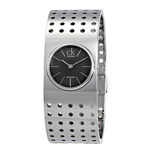 Calvin Klein Grid Women's Quartz Watch K8324107