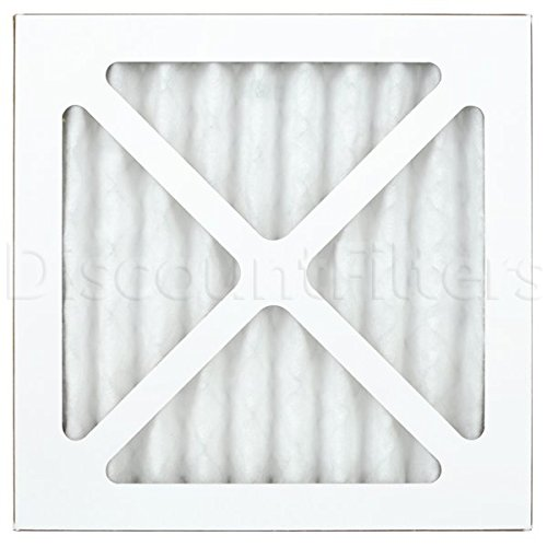 AIRx Filters Health 10x10x1 Air Filter MERV 13 AC Furnace Pleated Air Filter Replacement Box of 12, Made in the USA
