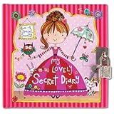 Rachel Ellen Lockable Diary - My Very Lovely Secret Diary