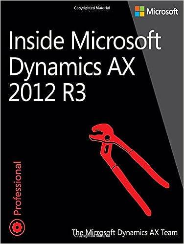 Inside Microsoft Dynamics Ax 2012 Pdf