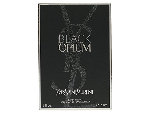 Yves-Saint-Laurent-Eau-De-Parfum-Spray-for-Women-Black-Opium-3-Ounce
