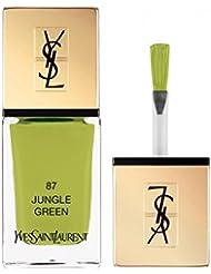 YVES SAINT LAURENT La Laque Couture Nail Lacquer 87 Jungle Green