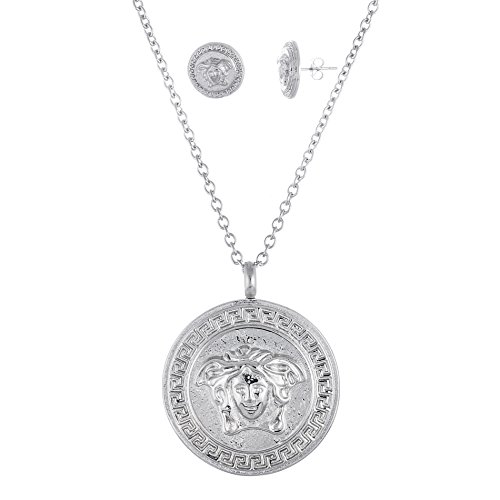stainless-steel-jesus-pendant-cable-chain-16-necklace-and-earring-gift-set