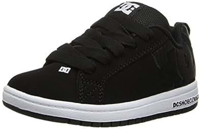 Dc Court Graffik Se Skate Shoe Little Kid Big Kid