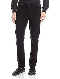 WT02 Men's Long Basic Stretch Chino Pants
