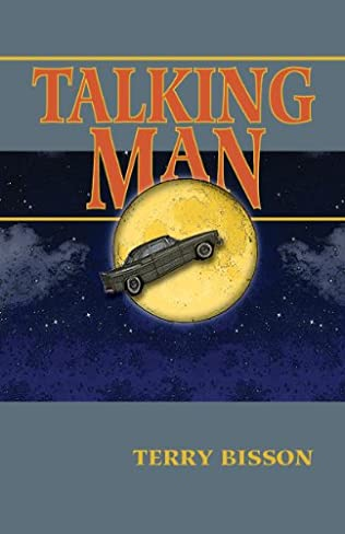 book cover of Talking Man