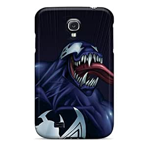 Awesome DEM21hxkZ Franiry79c24 Defender Tpu Hard Cases Covers For Galaxy S4- Venom