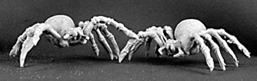 Giant Spiders II by Reaper