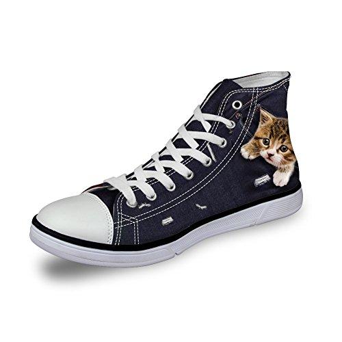 Coloranimal Alto donna cute 5 A Collo cat zq1znZaw