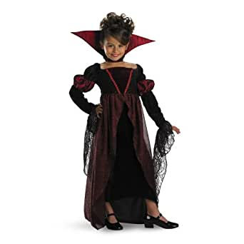 Princess Vampira - Size: Child M(7-8)