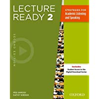 Lecture Ready 2: Strategies for Academic Listening and Speaking (Lecture Ready Second Edition 2)