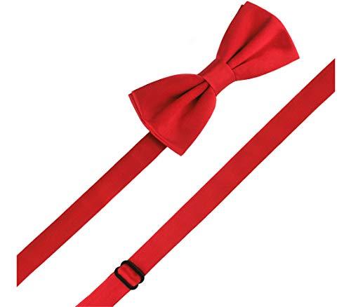 6cm Mans x M Tie 12cm Red Ladeheid Bow YdqpY1